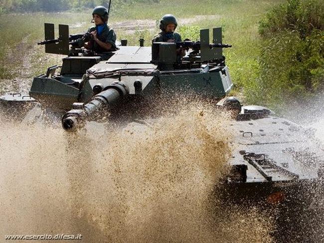 Centauro Esercito Italiano