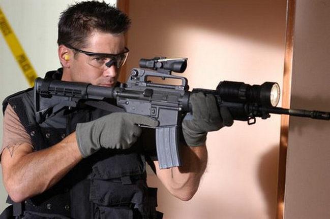 """M4, fucile d'assalto """"speciale"""""""