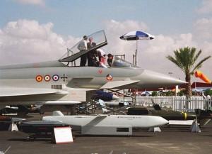 Eurofighter Typhoon - Collaborazione Internazionale