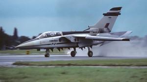 Tornado Prototipo Inglese