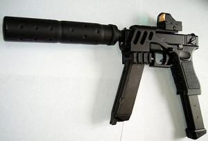 Pistola Mitragliatrice Glock 18
