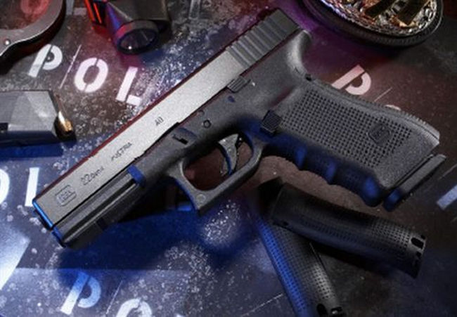 Pistola Glock 17, leggerezza e affidabilità in tecnopolimero