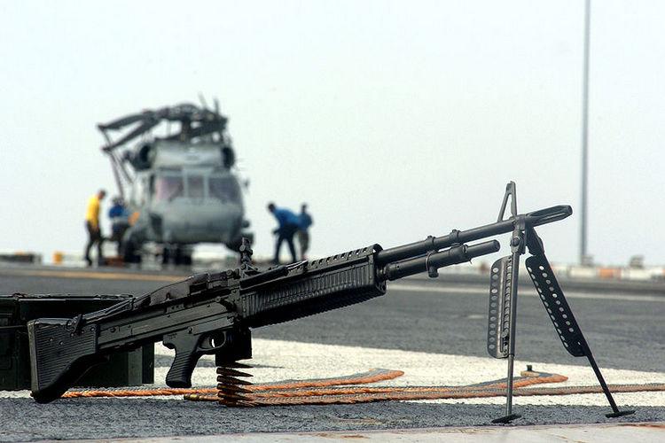M60, mitragliatrice da film