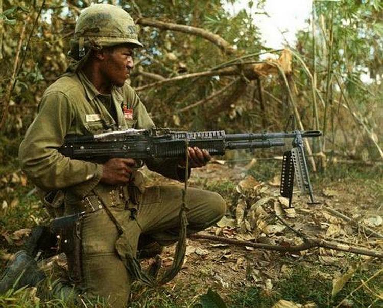 M60 in Vietnam