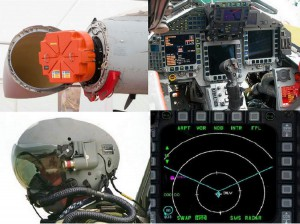 Typhoon - Radar e Strumentazione
