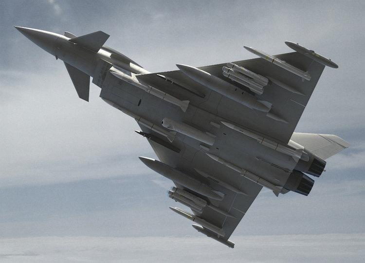 Typhoon armamento Birmstone