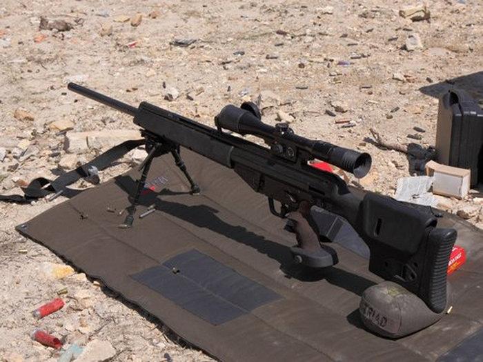 PSG1 H&K, le Forze Speciali richiedono precisione