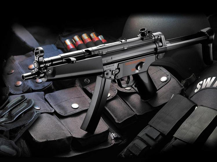 MP5, l'arma delle Forze Speciali