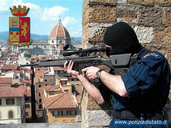 Polizia di Stato - NOCS Tiratore Scelto