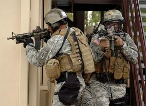 Delta Force Troop