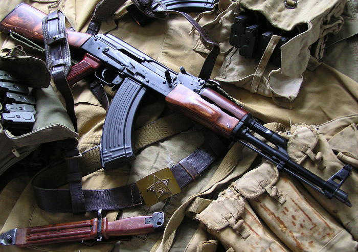 AK-47 Kalashnikov, leggenda sovietica