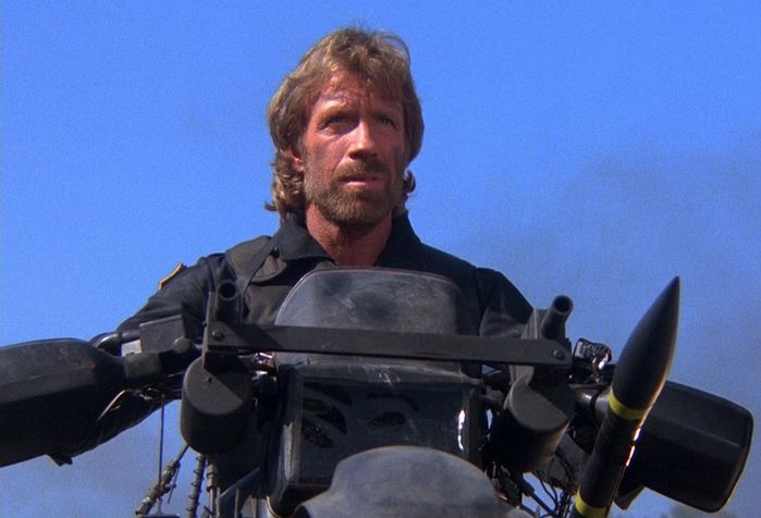 Delta Force movie - Chuck Norris