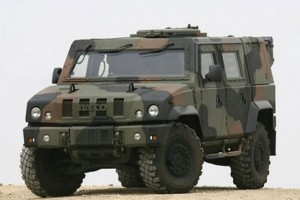 Iveco Lince VTLM