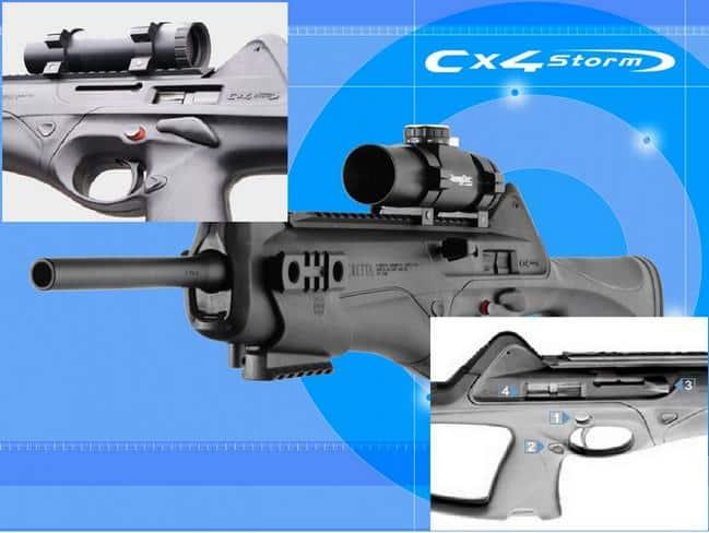 Beretta CX4 Storm Combo