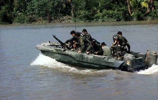 Navy SEALs in Vietnam 1967