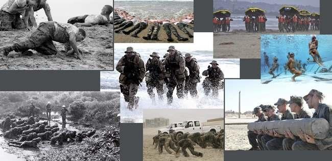 Navy SEALs Addestramento