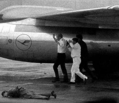 Terrorismo - Strage di Fiumicino 1973