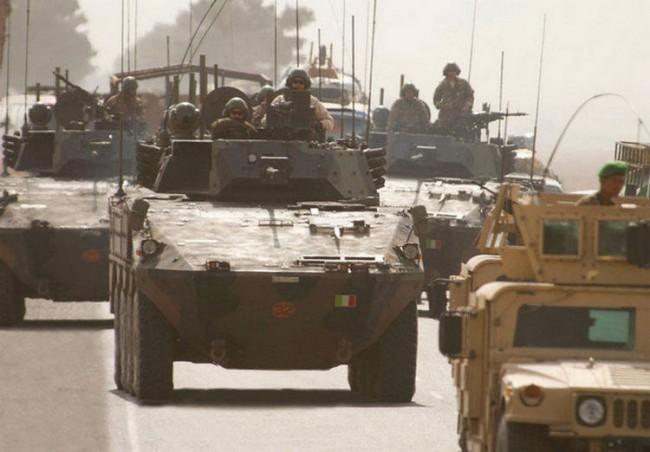 Freccia - Brigata Sassari - Afghanistan