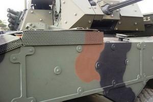 VBM Freccia - Corazza a Piastre Modulari