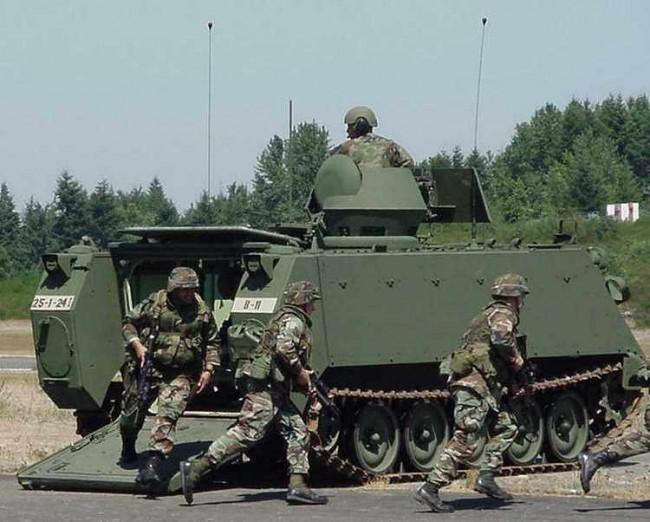 Cingolato M113 Esercito Italiano