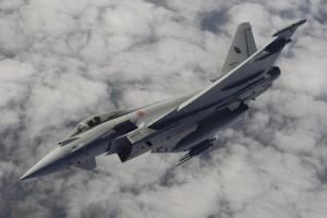 Eurofighter Typhoon, nuovo caccia multiruolo