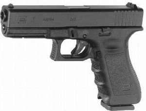 Pistola Glock17