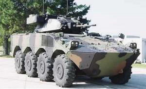 VBM Freccia Esercito Italiano