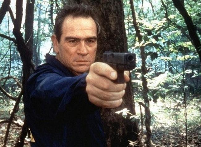 U.S. Marshals - Tommy Lee Jones con Glock17