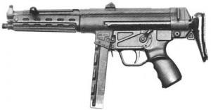 HK54 - Prototipo di MP5