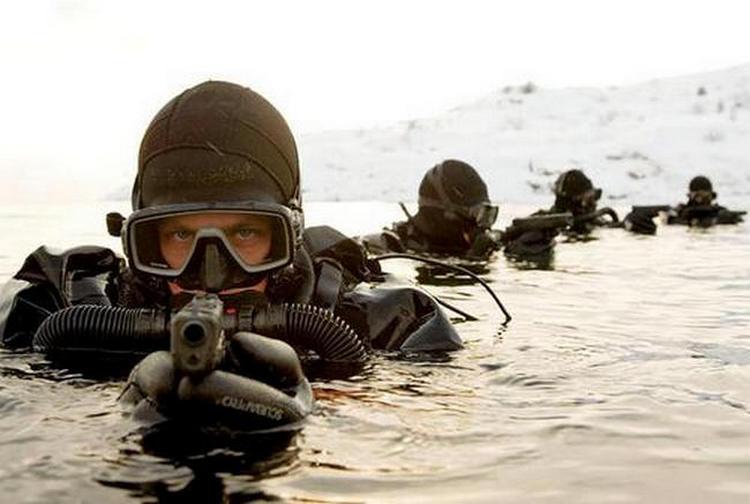 Incursori della Marina Militare