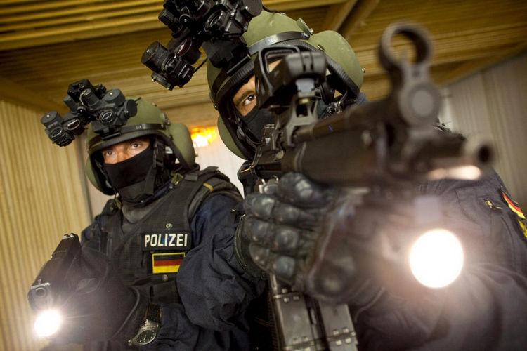 MP5 Forze Speciali di Polizia