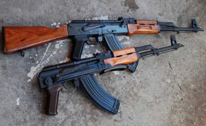 AKM - Avtomat Kalashnikova Modernizirovannij