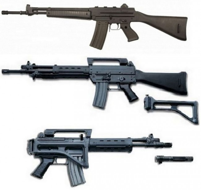 Fucili d'Assalto serie AR 70 - Assault Rifle 70