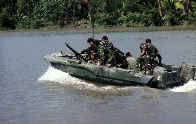 Navy SEALs in Vietnam 1967