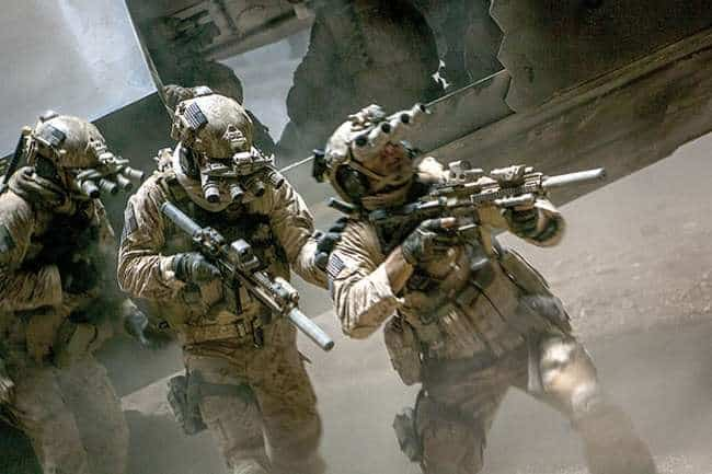 US Navy SEALs - NAVDEVGRU - SEAL Team Six
