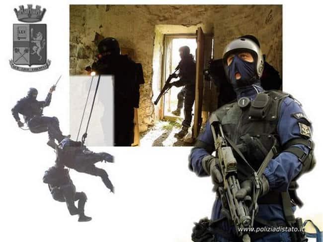 NOCS - Operazioni Speciali