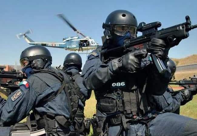 NOCS, Nucleo Operativo Centrale di Sicurezza - Polizia di Stato