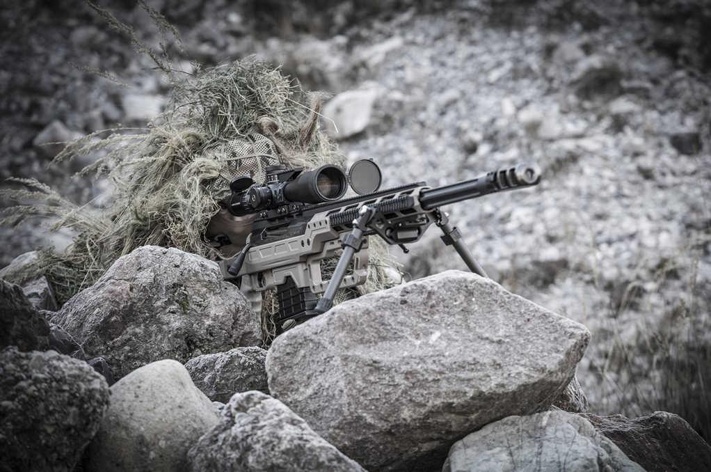 """Victrix """"Corvus"""" - Sniper Rifle"""